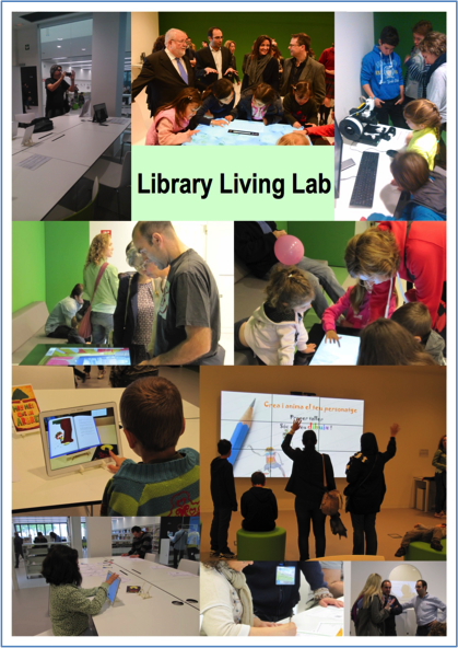 librarylab 2